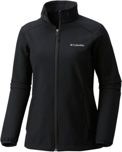Columbia Sportswear Women's Kruser Ridge II Plus Size Softshell Jacket