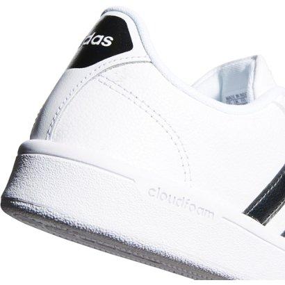 best loved d1b39 8f39c adidas Womens cloudfoam Advantage Stripe Shoes