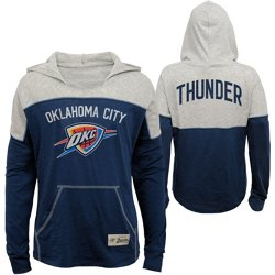 Girls' Oklahoma City Thunder Preseason Slouchy Hoodie
