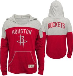 Girls' Houston Rockets Preseason Slouchy Hoodie