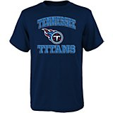 NFL Boys' Tennessee Titans Game Time T-shirt