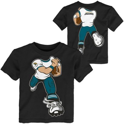 NFL Toddler Boys  Jacksonville Jaguars Yard Rush T-shirt  77f8fdc34