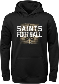 NFL Boys' New Orleans Saints Attitude Hoodie