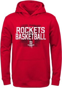 Nike Boys' Houston Rockets Attitude Hoodie