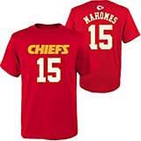 b263d96a893 NFL Boys' Kansas City Chiefs Patrick Mahomes 15 Mainliner T-shirt