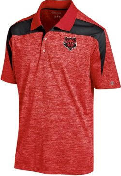 Champion Men's Arkansas State University Colorblock Polo Shirt
