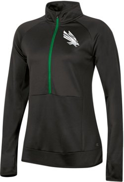 Champion Women's University of North Texas Anchor 1/2 Zip Pullover