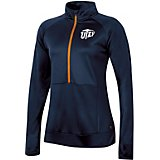Champion Women's University of Texas at El Paso Anchor 1/2 Zip Pullover