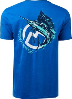 Magellan Outdoors Men's Big Sailfish T-shirt