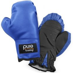 Kids' Synthetic Leather Boxing Gloves