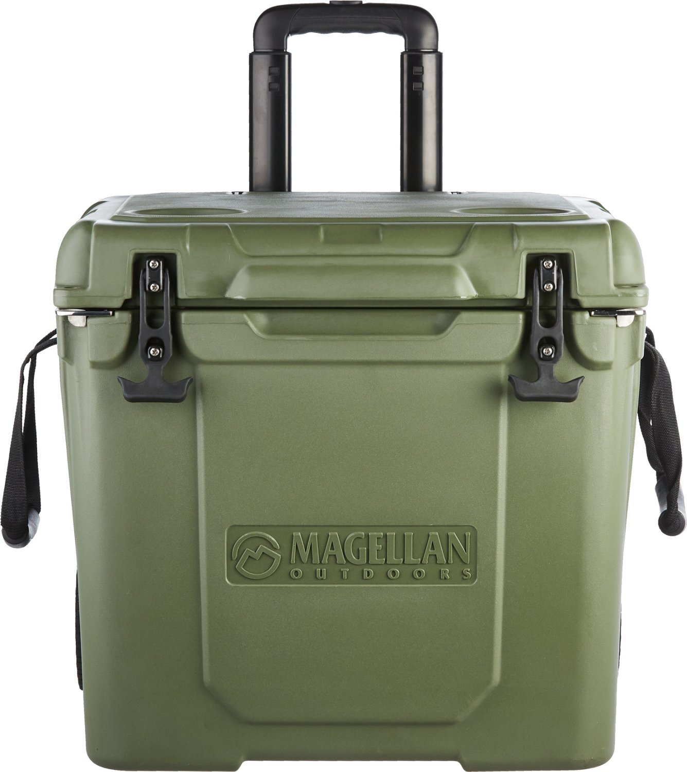 5811afaa9c Display product reviews for Magellan Outdoors Ice Box 40 qt Rolling Cooler