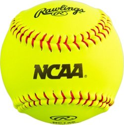 12 in NCAA Fast-Pitch Training Softball