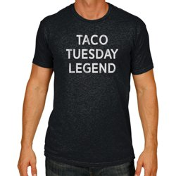 Men's Taco Tuesday Legend T-shirt