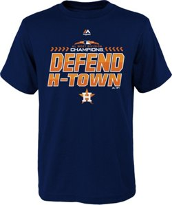 Majestic Boys' Houston Astros 2018 Division Champions T-Shirt