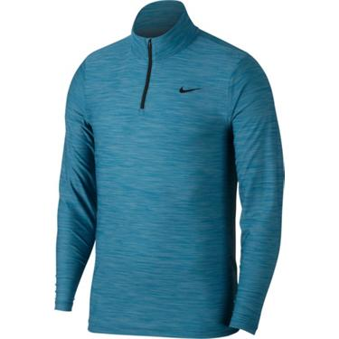 985d17da Nike Men's Breathe Dry 1/4 Zip Training Pullover | Academy