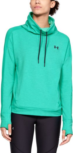 Under Armour Women's Featherweight Fleece Training Pullover