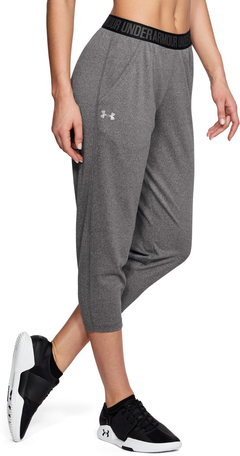 abf5dcad72 Under Armour Women's Play Up Solid Capri Pant | Academy
