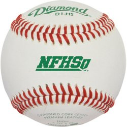D1 High School Baseballs 12-Pack