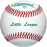 Diamond Little League Tournament Grade RS-T Baseballs 12-Pack
