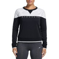 SKECHERS Women's Descend Fleece Sweatshirt