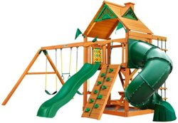 Mountaineer Cedar Swing Set