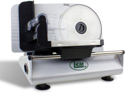 LEM Meat Slicer with 7.5 in Blade
