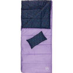 Kids' 45-Degree F Rectangular Sleeping Bag