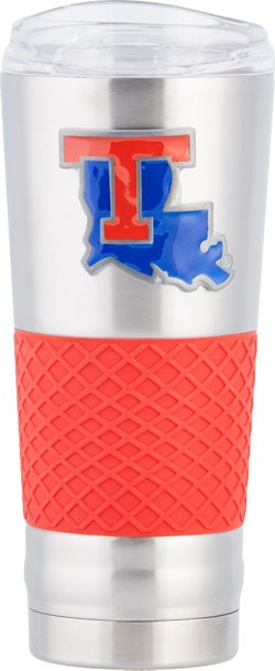 Great American Products Louisiana Tech University 24 oz Dynasty The Draft Tumbler