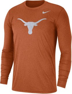 Nike Men's University of Texas Triblend Vault Crew Shirt