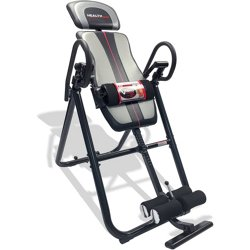 Deluxe Inversion Table with Adjustable Heat and Massage