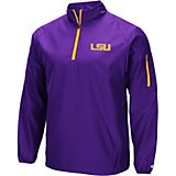Men s Louisiana State University Tips 1 2-Zip Wind Jacket afc4a0d36