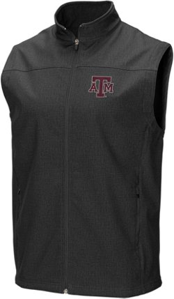 Colosseum Athletics Men's Texas A&M University Bobsled Vest