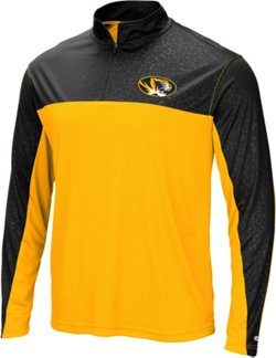 Men's University of Missouri Luge 1/4-Zip Windshirt