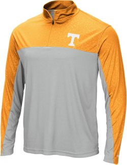Men's University of Tennessee Luge 1/4-Zip Windshirt