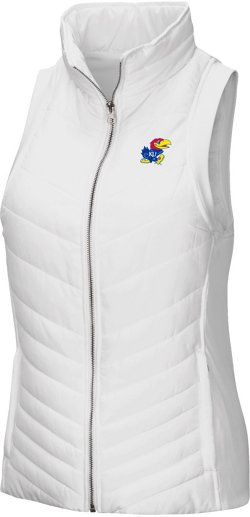 Women's University of Kansas Chair Lift Vest