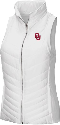 Women's University of Oklahoma Chair Lift Vest