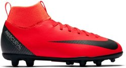 Nike Kids' Jr Superfly 6 Club CR7 FG/MG Soccer Cleats