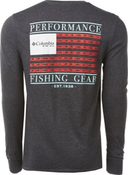 Columbia Sportswear Men's PFG Long Sleeve T-shirt