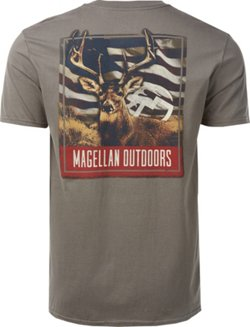 Magellan Outdoors Men's Buck Wild T-shirt