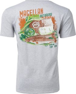 Magellan Outdoors Men's Fly 'Em and Fry 'Em T-shirt