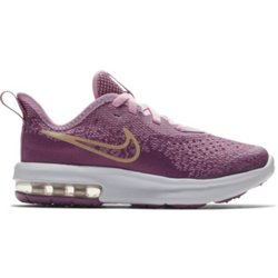 Kids' Air Max Sequent 4 Running Shoes