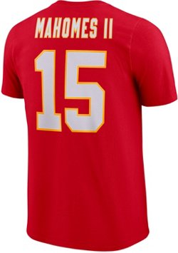 Nike Men's Kansas City Chiefs Patrick Mahomes II 15 Player Pride 3.0 T-shirt