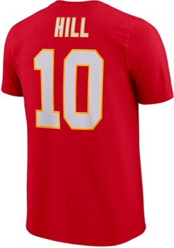 Nike Men's Kansas City Chiefs Tyreek Hill 10 Player Pride 3.0 T-shirt