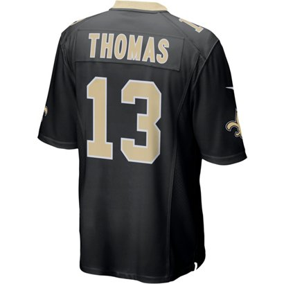 d64baff78 ... Nike Men s New Orleans Saints Michael Thomas 13 Game Jersey. New  Orleans Saints Clothing. Hover Click to enlarge