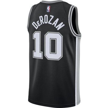 7f72cd4cc2b ... DeMar DeRozan 10 Icon Edition Swingman Jersey. San Antonio Spurs  Clothing. Hover/Click to enlarge