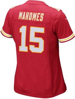 Nike Women's Kansas City Chiefs Patrick Mahomes 15 Game Jersey