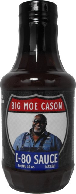 Big Moe Cason 16 oz I-80 Barbecue Sauce