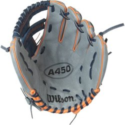 Kids' A450 Carlos Correa 11 in Baseball Utility Glove