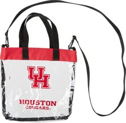 Forever Collectibles Houston Cougars Long-Strap Tote Bag