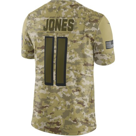 ... Nike Men s Atlanta Falcons Julio Jones 11 Salute To Service Limited  Jersey. Atlanta Falcons Clothing. view number 1 view number 2. Hover Click  to ... 6abeaa749